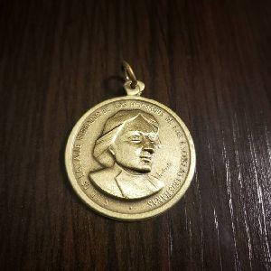 Designer Metal Medal 01