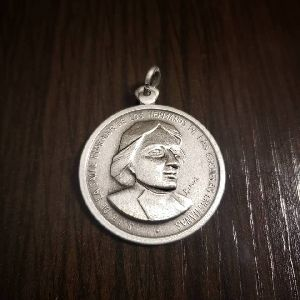 Designer Metal Medal 02