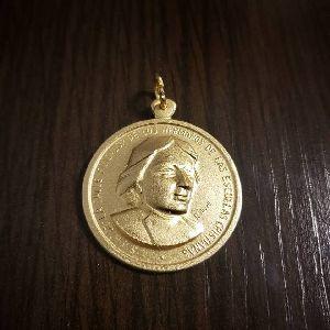 Designer Metal Medal 03