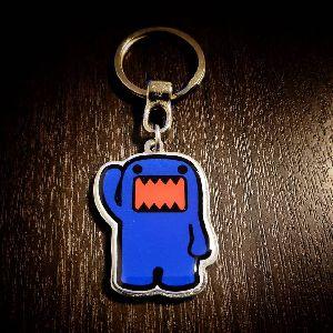 Domo Kum Customized Metal Keychain