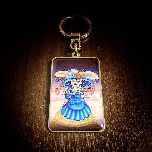 Foto Max Catrina Customized Metal Keychain 02