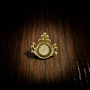 Gold Customized Metal Pin