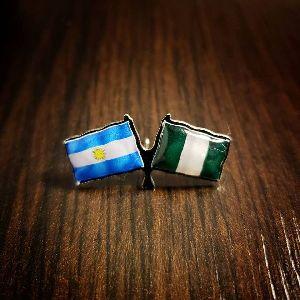 Patriotic Badge Pin 03