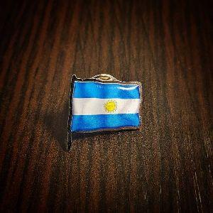 Patriotic Badge Pin 04