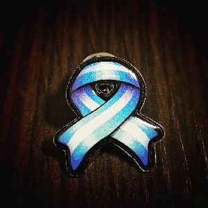 Patriotic Badge Pin 08