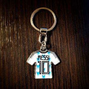 T-shirt Customized Metal Keychain 01