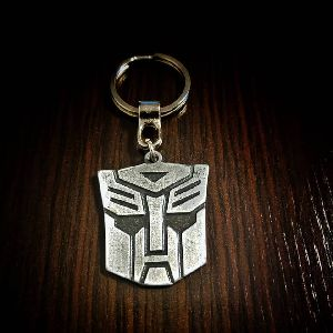 Transformers Metallic Keychain