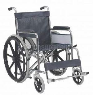 Stainless Steel Wheelchair 01