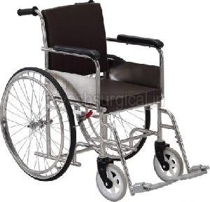 Stainless Steel Wheelchair 02