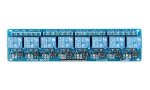 Eight Channel Relay Module