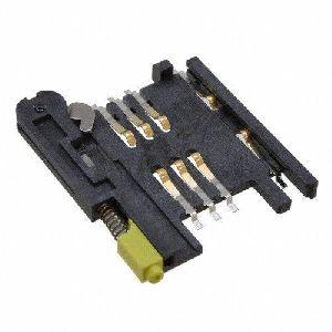 Push Type Sim Card Holder