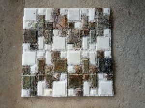 Mosaic Stacking Stone 20