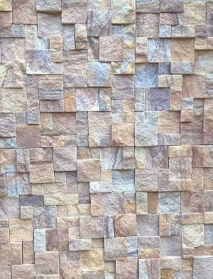 Mosaic Stacking Stone 23