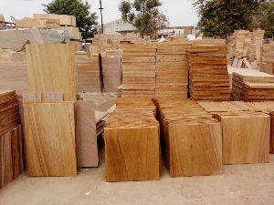 Teak Wood Sandstone 09