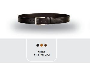 K-101.39.202 Original Cow Leather Mens Belt