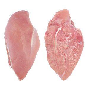 Boneless Skinless Half Chicken Breast With Inner Fillet
