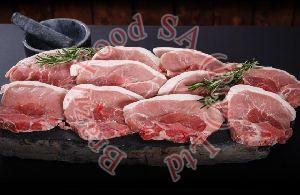 Frozen Pork Large Lean Chops