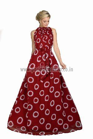 G-50 Dyna Ring Maroon Gown