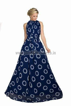 G-51 Dyna Ring Blue Gown