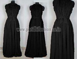 G-52 Dyna Black Gown