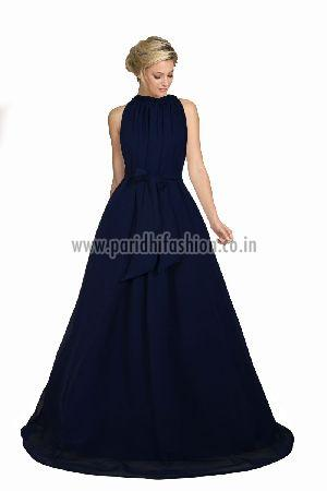 G-56 Dyna Blue Gown