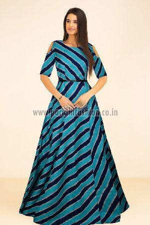 G-67 Prince Blue Gown