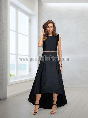 G-76 Nitya Black Gown