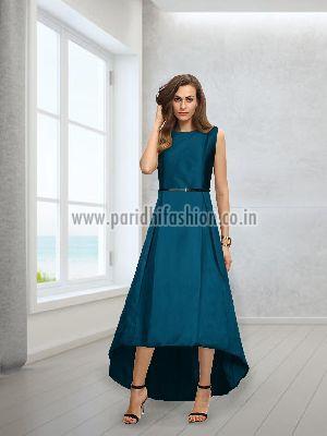 G-77 Nitya C-Green Gown
