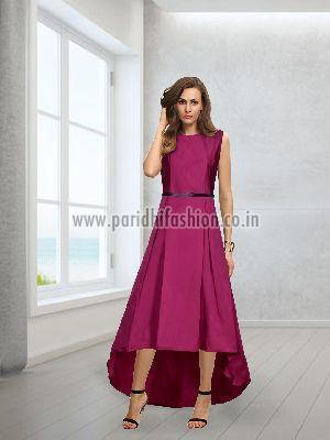G-79 Nitya Rani Pink Gown
