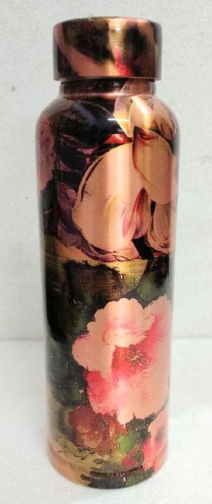Copper Bottle 06