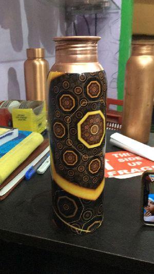 Copper Bottle 07