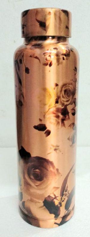 Copper Bottle 09