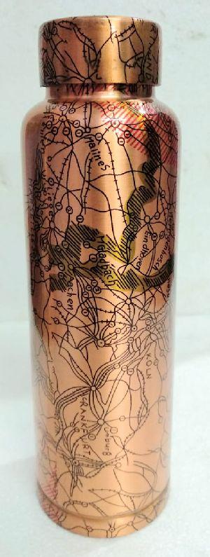 Copper Bottle 10