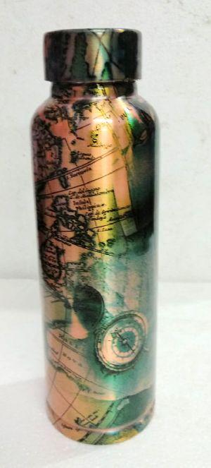 Copper Bottle 14