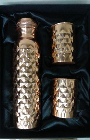 Copper Bottle 19