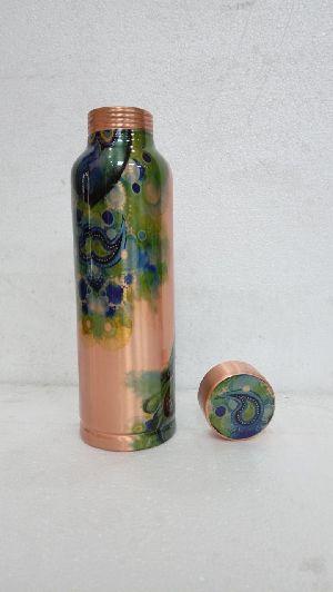 Copper Bottle 22