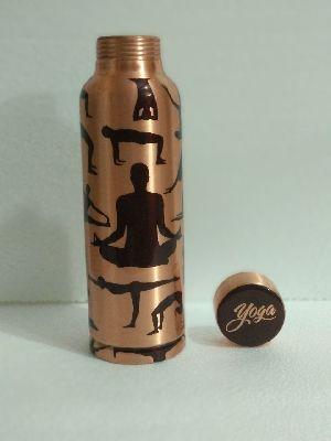 Copper Bottle 23