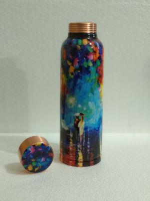 Copper Bottle 25