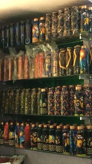 Copper Bottle 26