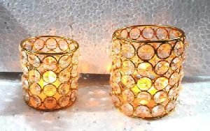 Decorative Tea Light Holder 02