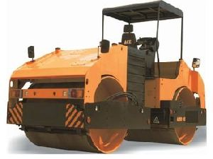 Compactor Soil and Tandem Roller
