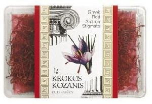 Krokos Kozanis Greek Red Saffron