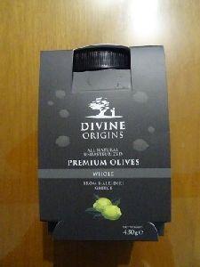 Vagiannis Green Olives