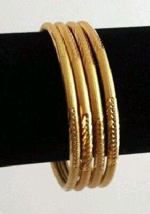 Gold Bangles 05