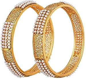 Gold Bangles 17