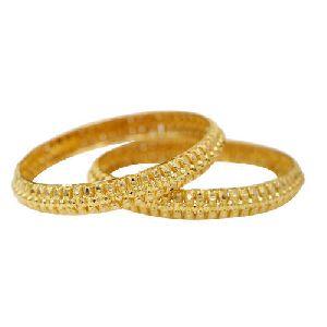 Gold Bangles 20
