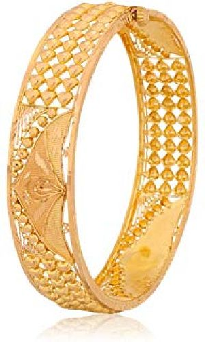 Gold Bangles 22
