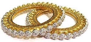 Gold Bangles 29