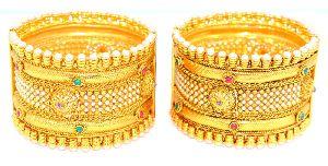 Gold Bracelet 04