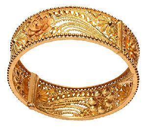 Gold Bracelet 07